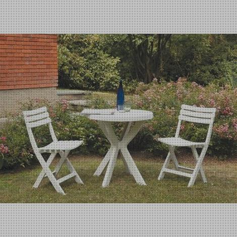 8 Mejores Mesa Jardín Blanco Plegable Blanco : Julio 2020