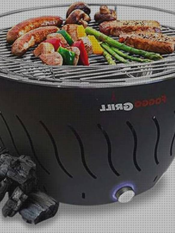 TOP 10 Barbacoa De Interior Foggo Grill