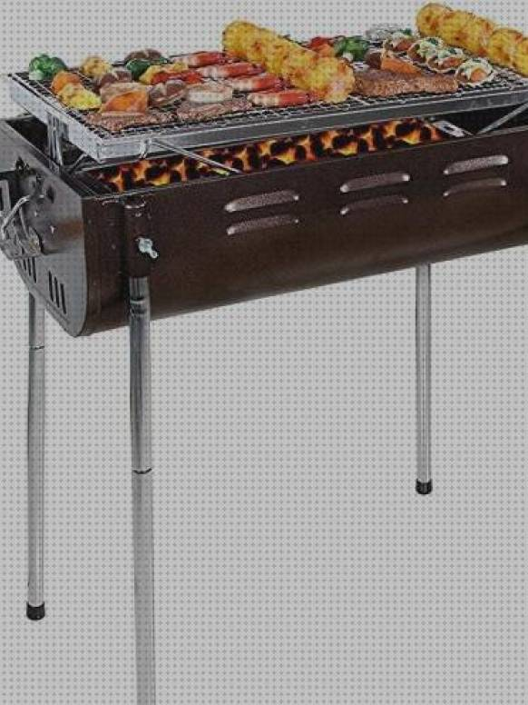TOP 8 Barbacoas Desmontables De Carbon